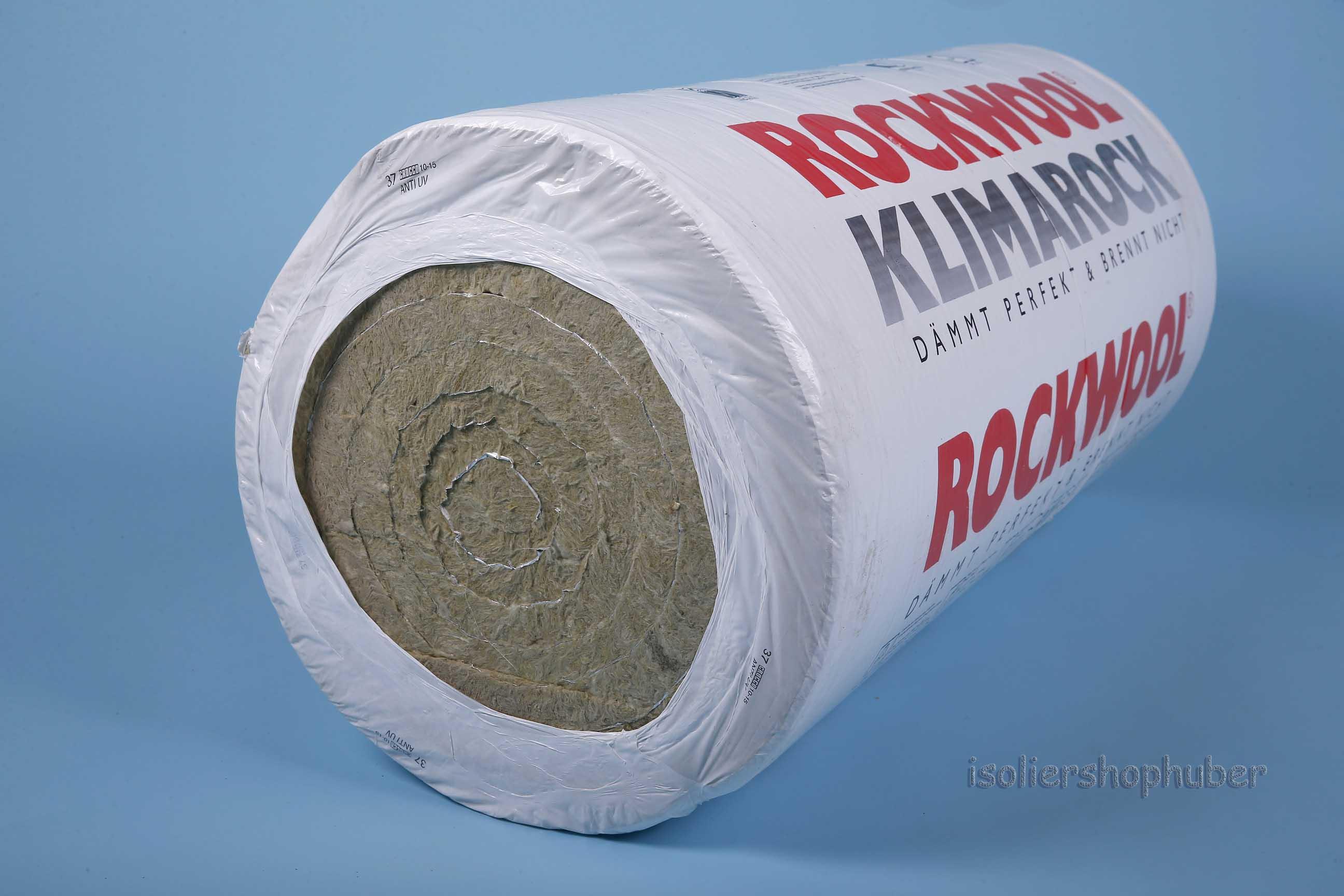 Isoliershophuber 40 Mm 4 65 M Rockwool Klimarock Steinwolle