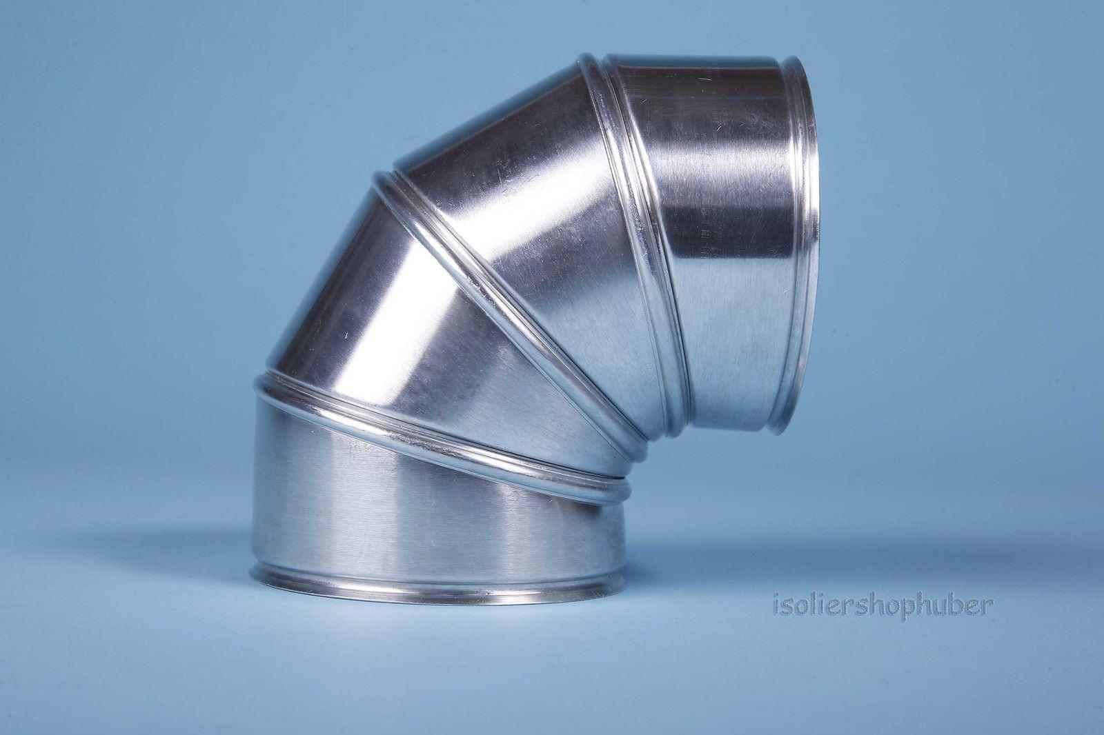verzinktes Blech Rohr für Rohrisolierung Ummantelung aus Blech Kaminrohr